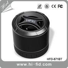 High class electronics wireless speaker bluetooth with 3.5mm jack plug line-in
