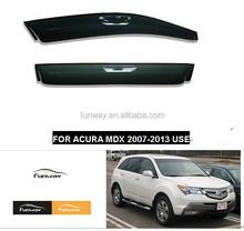 CAR DOOR VISOR RAIN DEFLECTOR WINDOW VISOR DEFLECTOR FOR ACURA MDX 2007-2013 USE