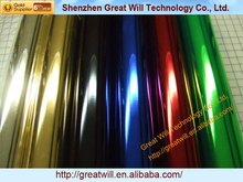 Chrome Vinyl Car Wrap,Chrome Mirror Film,Chrome Car Wrap Car Stickers