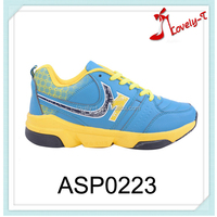 Bright color new 2016 active sports shoes Alibaba online kids Sports shoes