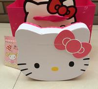 hello kitty chocolate gift box/lovely cat chocolate boxes/Cartoon chocolate box