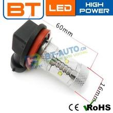High Power!30W 1156 1157 H4 H7 H8 H10 High Power Car RGB Strobe Flashing LED Light 24Volt