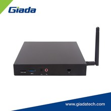 Powerfull mini PC with Intel Broadwell Core i5-5200, HD5500 Graphics, as digital signage player