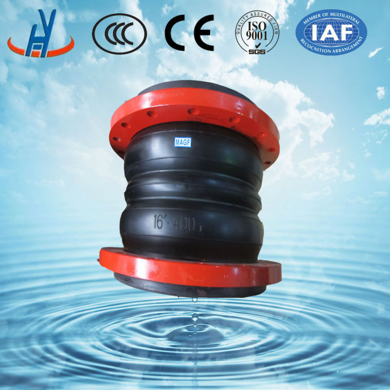 Double ball rubber expansion joint buy