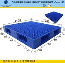1T Racking Perforated Heavy Duty Steel Reinforced Shipping Pallet