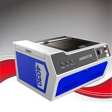 Mini CO2 Small Laser Engraving Machine SUNIC LASER print and cut plotter