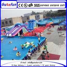 plastic frame swimming pool swimming pool with basketball hoop