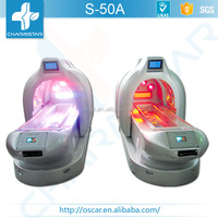 Newest Deluxe rolyal magic light far infrared slimming SPA tunnel