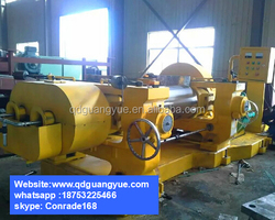 Rubber open mill with CE SGS