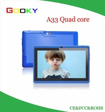 """Quad Core A33 16GB 7"""" Tablet PC Android 4.4 Kitkat Capacitive WiFi NEW"""