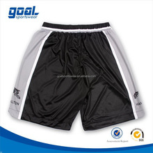 High quality youth custom made plus size basketball short