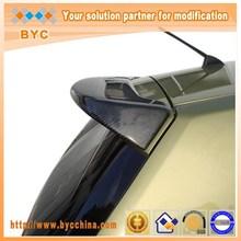 For Nissan 2011 Tiida Fiber Roof Spoiler /OEM style