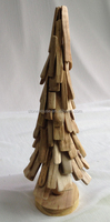 15.75 inch decorative driftwood christmas decoration