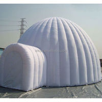 dome inflatable tent , LZ-E1971 novel design inflatable tent uk