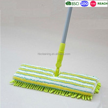 2 in 1 multifunctional rotating floor cleaning mop for dry and wet