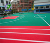 Basketball Flooring/PP basketball sport flooring tiles