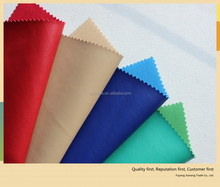 China online shopping textile recycling material designer PU leather for making ladies' shoes