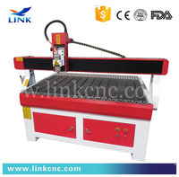 Hot sale new model T-slot table water cooling spindle small cnc router for wood/mini cnc pcb router