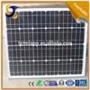 2015 monocrypstalline 120w solar panels
