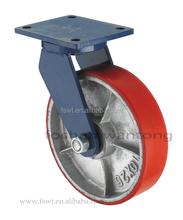 High Load Capacity Industrial All Size Heavy Duty Handle Trolley Wheel