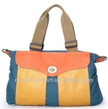 hot selling canvas handbag for daily use