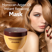 World best selling products smoothing argan oil hair treatment cream for damage hair