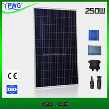 With Good Mounting Brackets Solar Panel Used the Lowest Price Factory Hot Sale