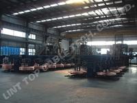 xuzhou machinery high quality copper rod upcast machine
