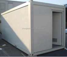 prefab shipping container house/new house plan/container home