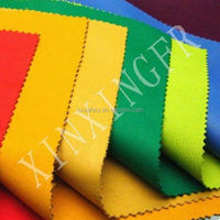 xinxingfr CVC 80% cotton/19%polyester/1%AST anti-static water repellent flame resistant twill fabric for protective clothing