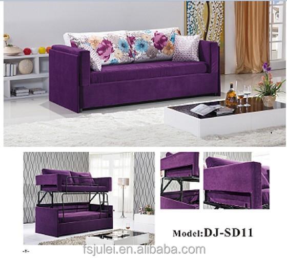 Iron Frame Fabric Sofa Bunk Bed Buy Bunk Bed Sofa Bunk