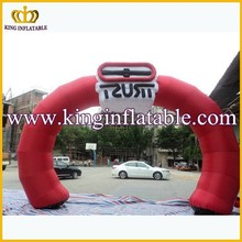 Promotional Portable Inflatable Archway, Cheap Advertising Inflatable Arch Gate For Sale