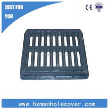 Anti-theft EN124 cast iron grill grate with OEM service customised