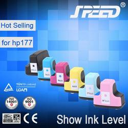 No Blinking inkjet for hp 177 c8721he with Auto Chip