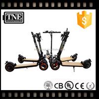 TNE Q4 140KM 48V 10 inch inokim myway speedway scooter electric adult 500w 48v 2 wheel folding big wheel