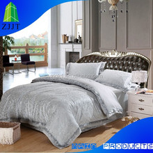 Best seller 3 D anti bacterial bedding linens made in China