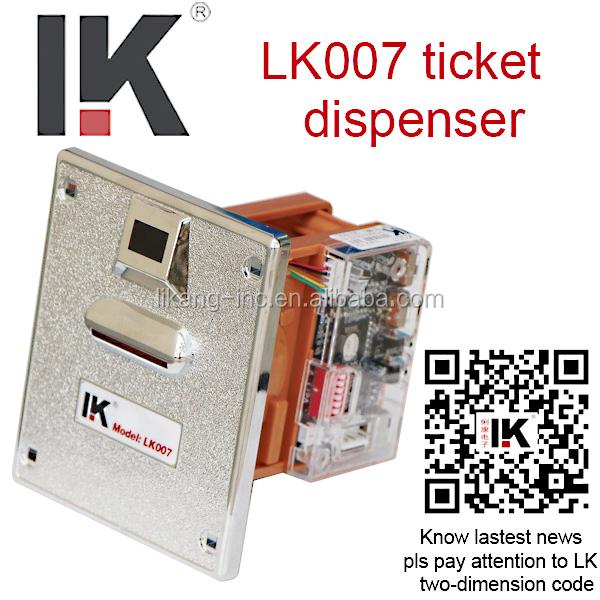 lk400m 아케이드 기계 전자 동전 수용체/ 스마트 동전 선택기