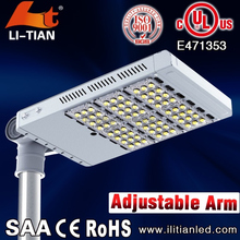 DLC UL List LED road light 150w led street light replace 400w gas light