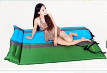 folding automatic inflatable air mattress mat /camping cushion
