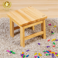Chinese handmade small sitting stool/bedroom furniture sets