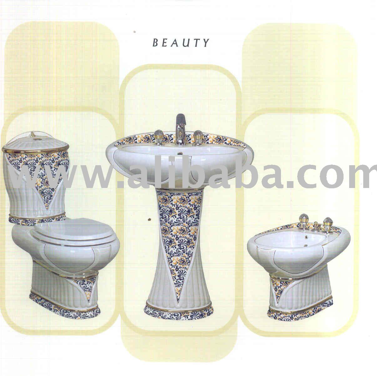 Beauty ceramic bathroom set design b buy ceramic bathroom set