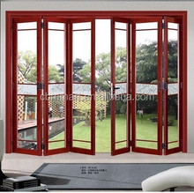 America spec good price aluminum folding window