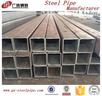 ASTM A500 cold rolled welded square steel pipe