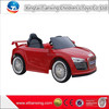 High quality best price wholesale ride on car/remote control PP plastic type and car type 12v children battery car