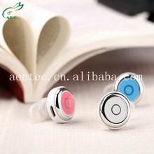 bluetooth headphones V4.0 Super mini stereo wireless sport in-ear lug two function