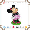 Disney characters minnie mouse sculpture