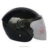 Sunshine New Designs open face motorcycle helmet