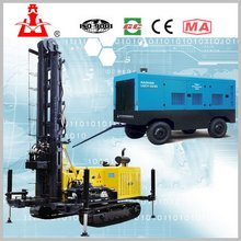 Good quality antique tractor mounted water-well drilling rig