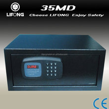 LIFONG safe box for hotel rooms with emergency opening controller