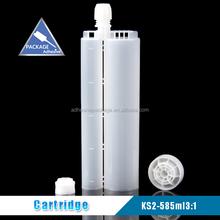 KS-2 585ml 3:1 silicone sealant and mastic sealant tube